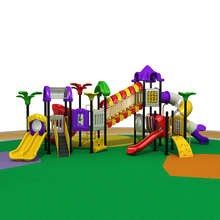 2017 Hot Sale commercial child outdoor playground equipment for kids