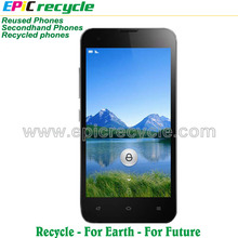 Recycle flip android cell phone second hand original 4g mobile phone