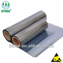 Btree Anti Static PET Film For Laminating With CPP FILM or PE
