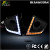 75w 7inch Harley Car Led Driving Lamp Headlight With Day Time Light For Toyota Corolla Altis 2014 - 2015