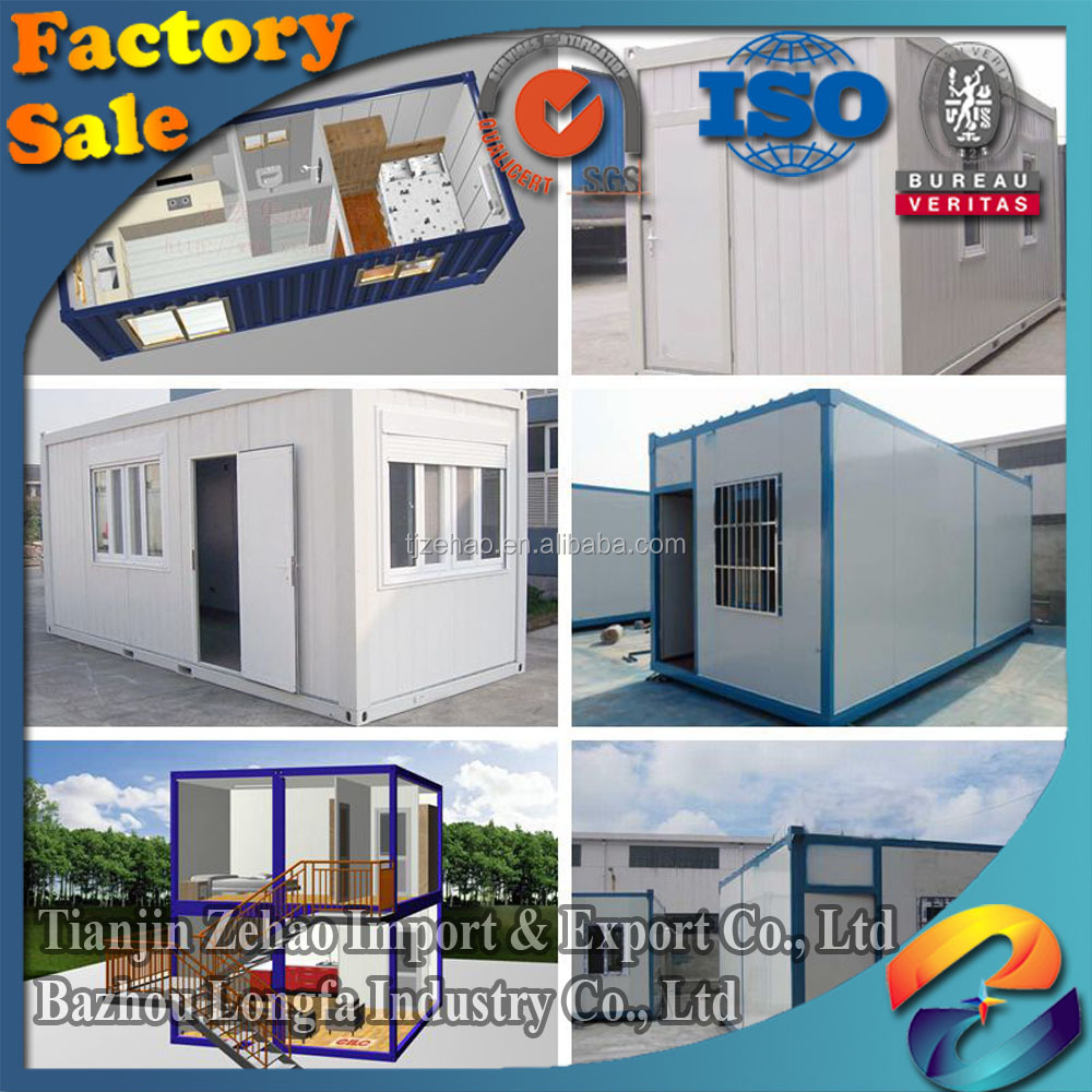 2016 prefabricated office containers for sale
