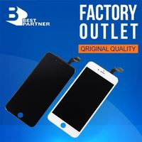 Factory price!!! Original mobile phone spare parts for iphone 6 lcd