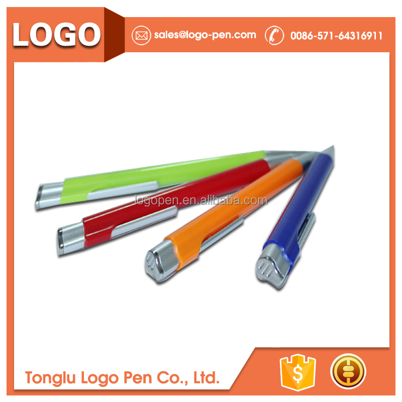 hot sale ball promotional pens plastic usb pen drive 300gb