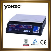 30kg electronic digital weighing small scale industries machines (YZ-208B)