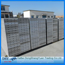 hot sale 4mm aluminium formwork system used aluminium concrete forms sale