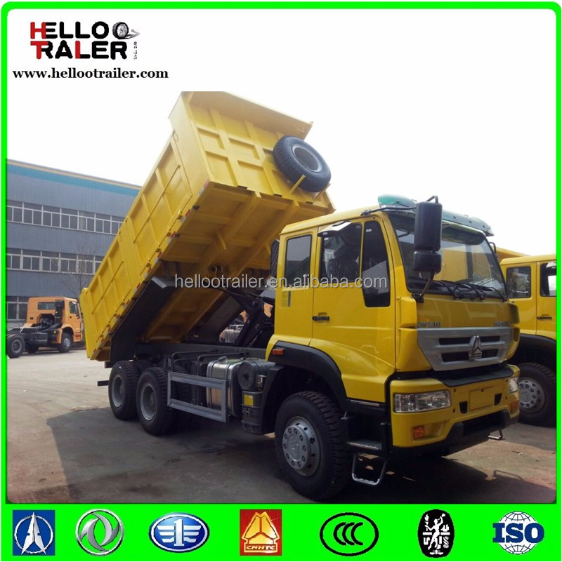 371 horsepower Left hand steering Vehicle 30 Ton Mining dump truck