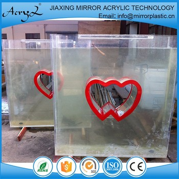 Factory Direct Alien Aquarium Small Acrylic Fish Tank