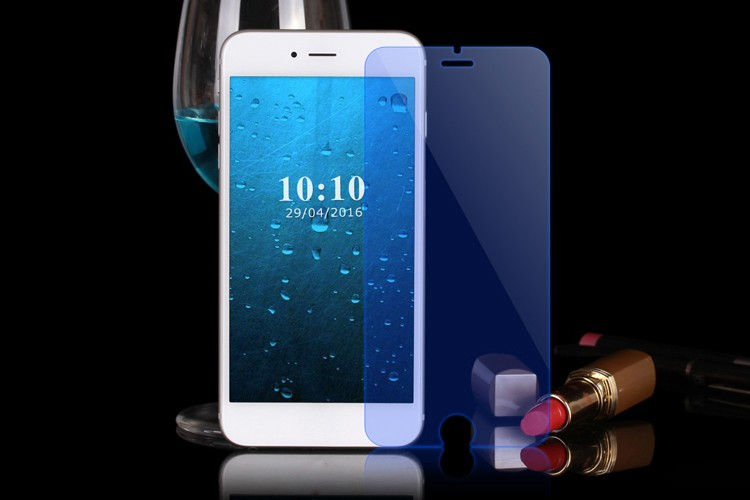 9H Hardness tempered glass screen Anti Blue light tempered glass screen protector for iPhone 6