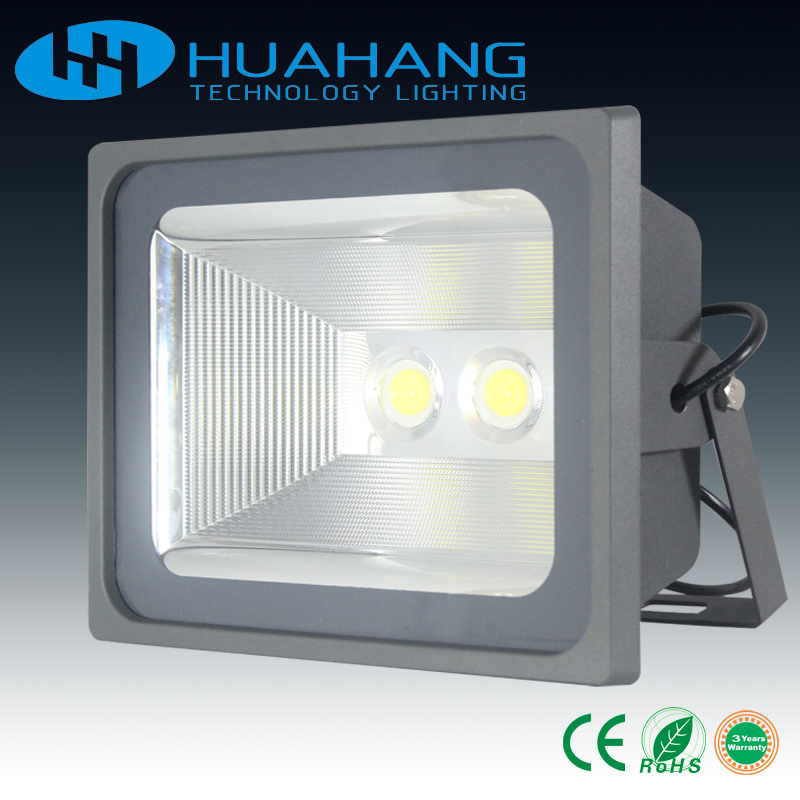 Energy Saving LED Flood Light 50w 200w Powered LED Spotlight 100w Garden Light