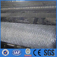 Galvanized rabbit cage chicken fence hexagonal wire mesh