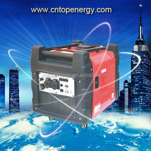 5.5kw 6.5kva Pure Sive Wave Silent Diesel Digital Inverter Generator 5kw With ATS,LCD display and Remote Control for emergency