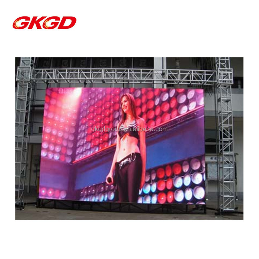 China 5mm Panel LED Outdoor programmable Digital Billboard Display Signs