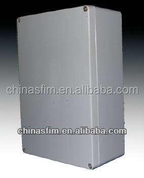 electrical extruded aluminum enclosure for led light box
