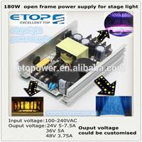 180W U bracket type Industrial Power Supply