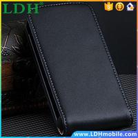 Hot Sale! New Luxury Korean Stlyle Genuine Leather Case For iPhone 3G 3GS Vintage Vertical Magnetic Flip Cover Retail FET03249