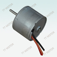 low power brushless electric motor for air pump