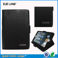 genuine leather for iPad mini Case
