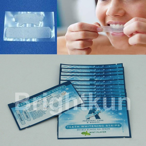 private label dental advanced onuge crest white strips teeth whitening strips