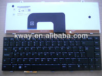 For Dell Studio 14Z 1440 Series Laptop Keyboard P445M 0P445M Spanish Black