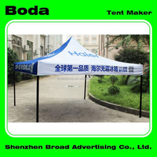 Advertising exquisite 3x6m dye sublimation gazebo tent canopy