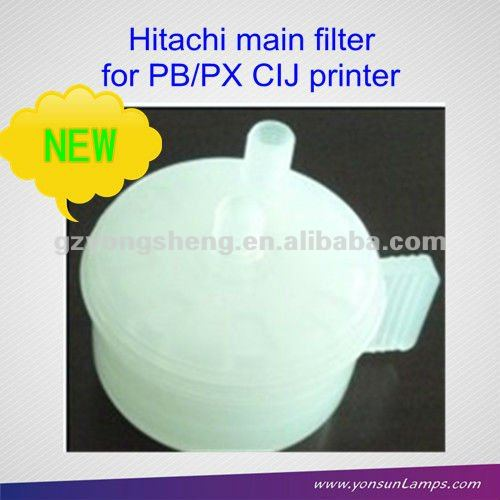 Brand New Plastic Ink Jet Filter for Hitachi HX/ KX/ PX/ PB CIJ printer with plastic material