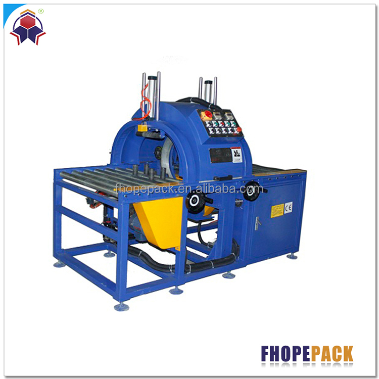 Top grade Best Selling eps panel spiral wrapping machine