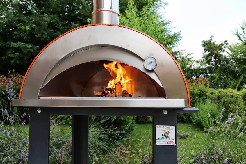 Outdoor Portable Brick Pizza Oven Wood Burning Wood Fire Pizza Oven   Buy Wood  Fired Stainless Steel Pizza Oven Product On Alibaba.com