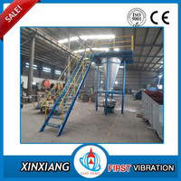Double Auger Mixing Equipment