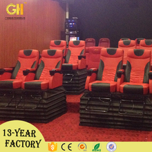Factory Direct Sale 6 9 12 seats 5d cinema shooting game theater simulador