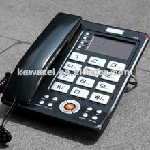 Factory price hot selling caller id phone fixed bluetooth