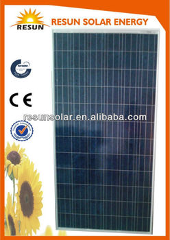 hot sale high efficiency 305W solar panel manufactures in china
