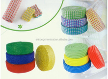 kitchen cleaning cloth for sponge scourer