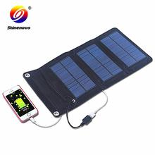 Super September 5w new coming solar charger cell phone made in China