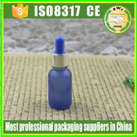 Americian and european standard Round glass e liquid bottle / dropper bottle glass e cigarette oil