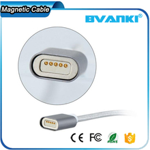 Newest Products All In One Micro USB Cable With LED Light For Android 2.4A Magnetic USB Data Cable