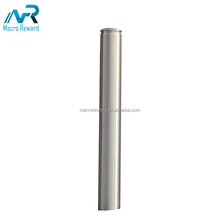 Heavy Duty stainless steel bollards removable metal bollard