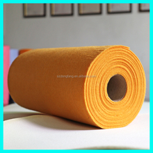 Soft needle punched nonwoven felt (POLYESTER)