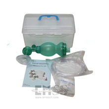 Infant reusable manual resuscitator with Pop-off Valve(EJF-013)