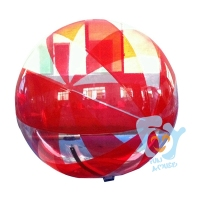 PVC water tank float ball valve inflatable water roller ball