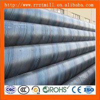Multifunctional 350mm diameter pipe spiral steel boning spiral welded pipes