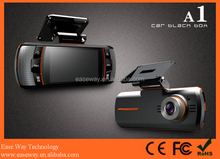 K-A1 mini 0801 dvr car camera , dual lens GPS car DVR