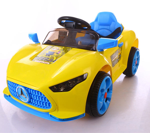 2016 factory wholesale police car toy kids electric car battery operated toy car for kids