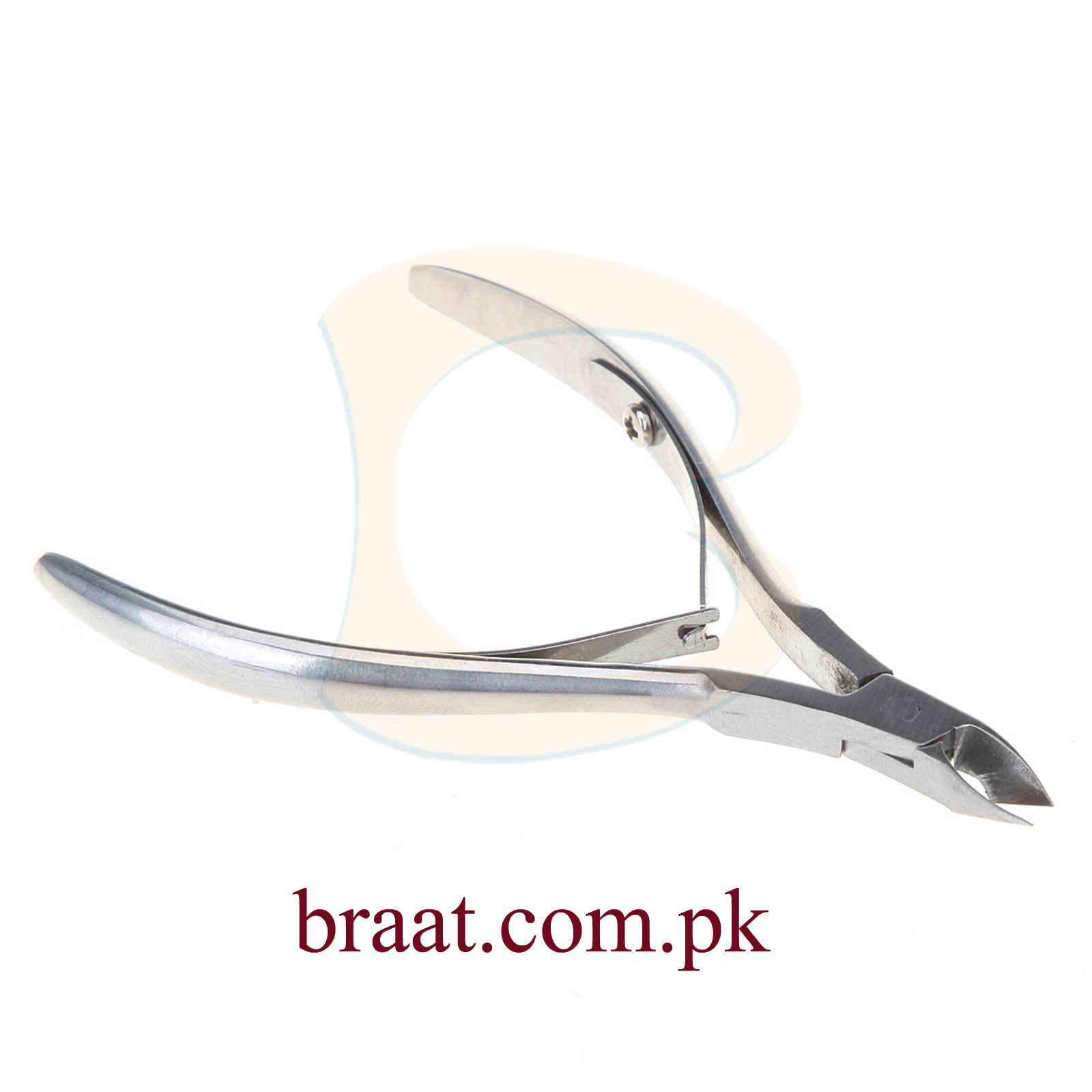 professional stainlesss cuticle nippers / nipper cutter / professional sharp nail nippers