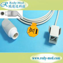 Compatible Mindray masimo T5 T8 pediatric finger clip spo2 sensor