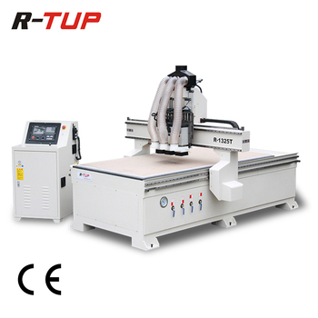 foshan good quality manufacturer 3 axis 1325 CNC router machine price