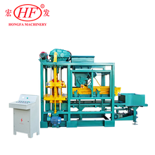 Manual block making machine low price cement bricks machinery / competitive price sand block making equipments for special sale