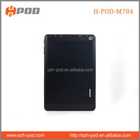 cheapest super smart tablet pc 3g phone call dual core rear 2.0 mega camera 1g ddr 8gb memory