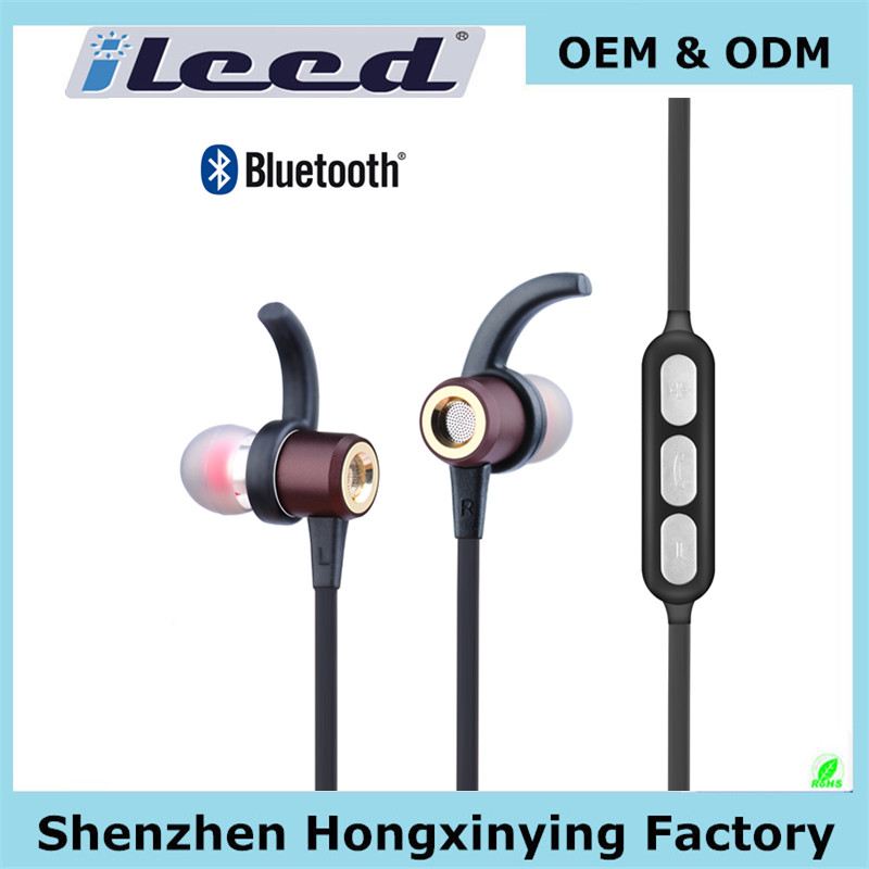 2016 top selling bluetooth headphone with mic spor, bluetooth headphone for vivo xplay 3s, earphone for iphone