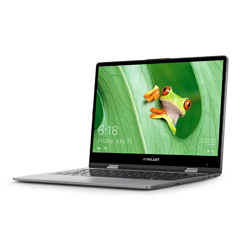 "New Super Slim Laptop Computer 11.6"" Intel Gemini Lake  8 Gen 360 Rotating Touch Screen FHD Handwriting Laptop"