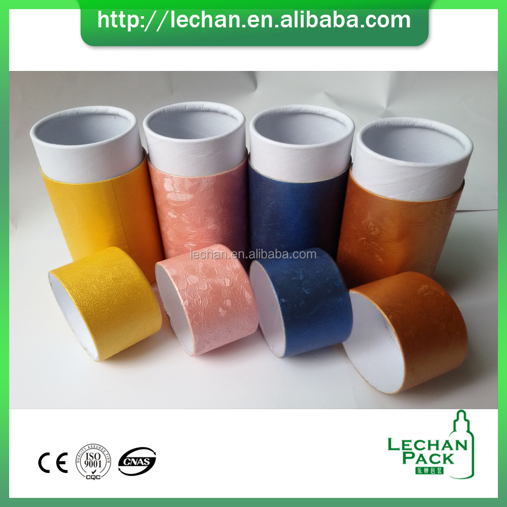 Free Sample Cardboard Paper Carton Tube for Shipping Packaging